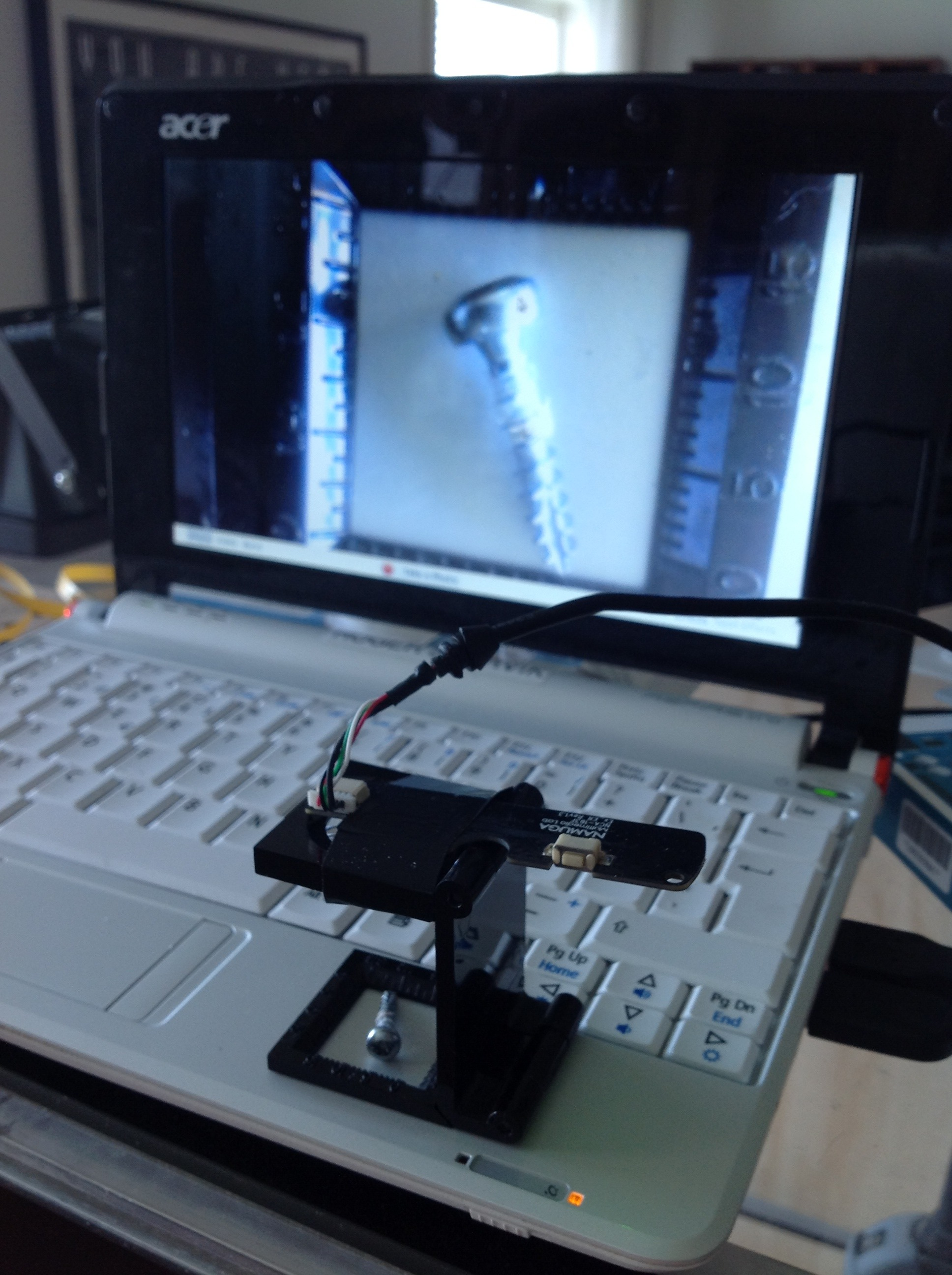 How To Make A Webcam Usable for Close-ups.