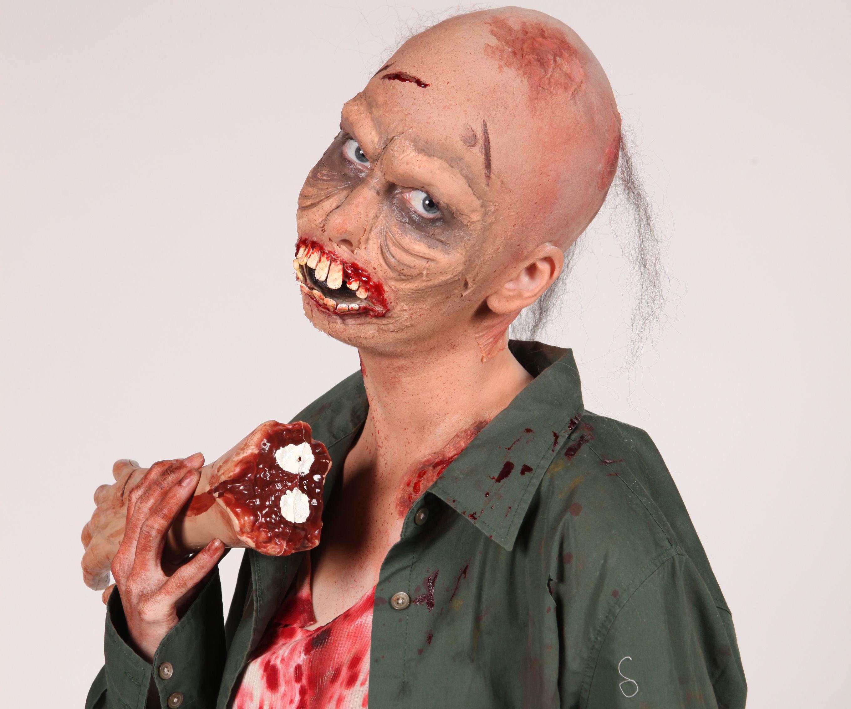 Special FX Zombie Makeup