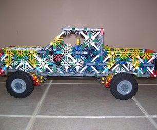Knex Pick-Up Truck