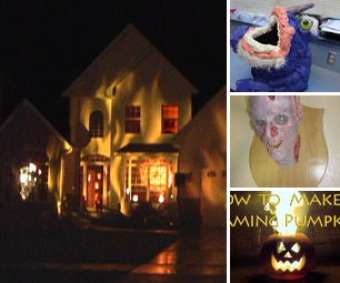 Ultimate Halloween Decorations