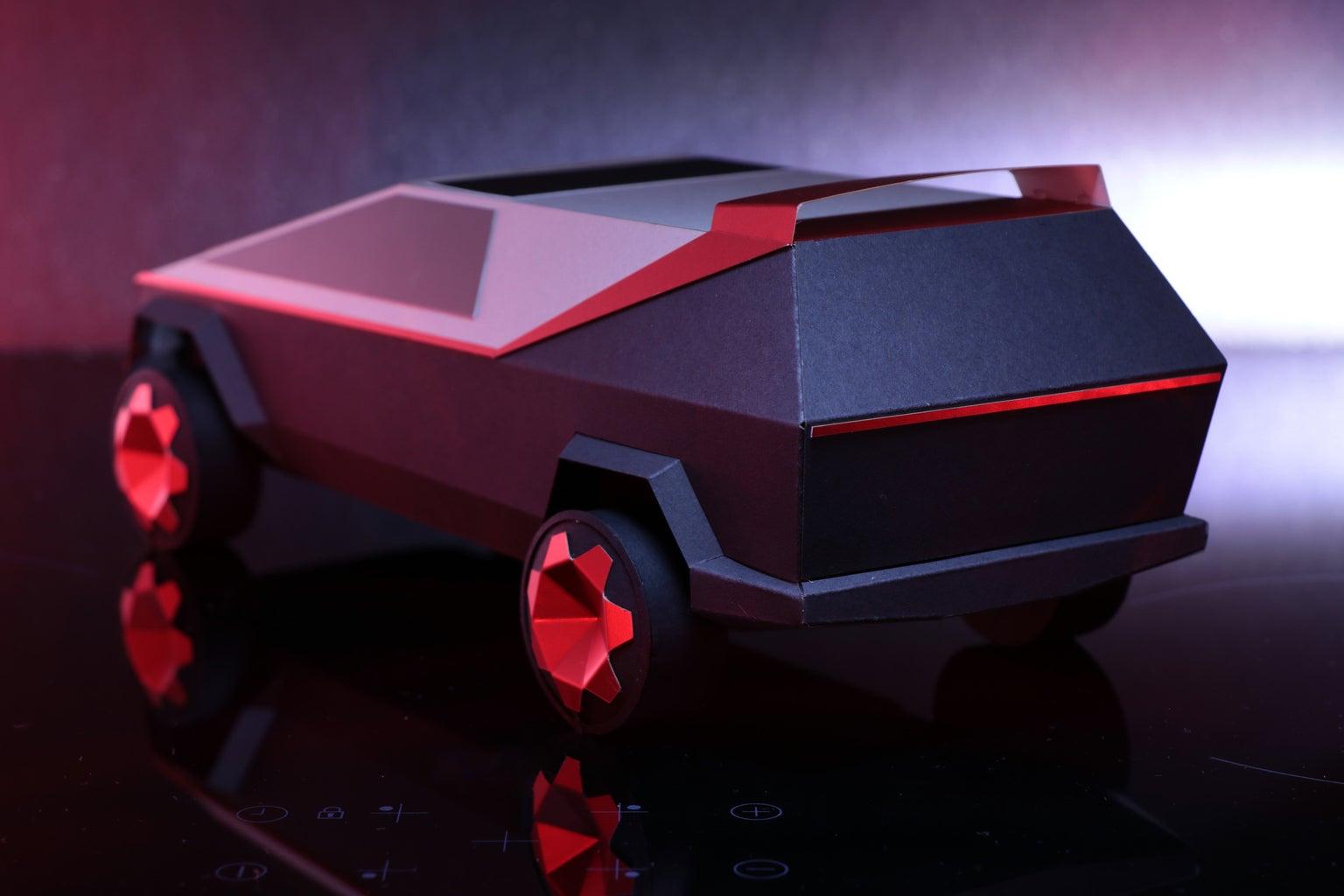 Customize! Made an A-Team Style Cybervan