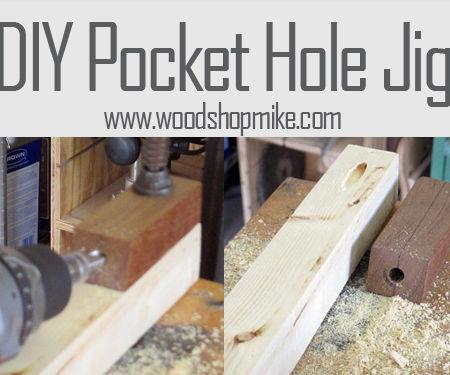 DIY Pocket Hole Jig