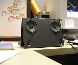 Slideshow: IPod-tables DVD Case Speakers-cheap and Easy