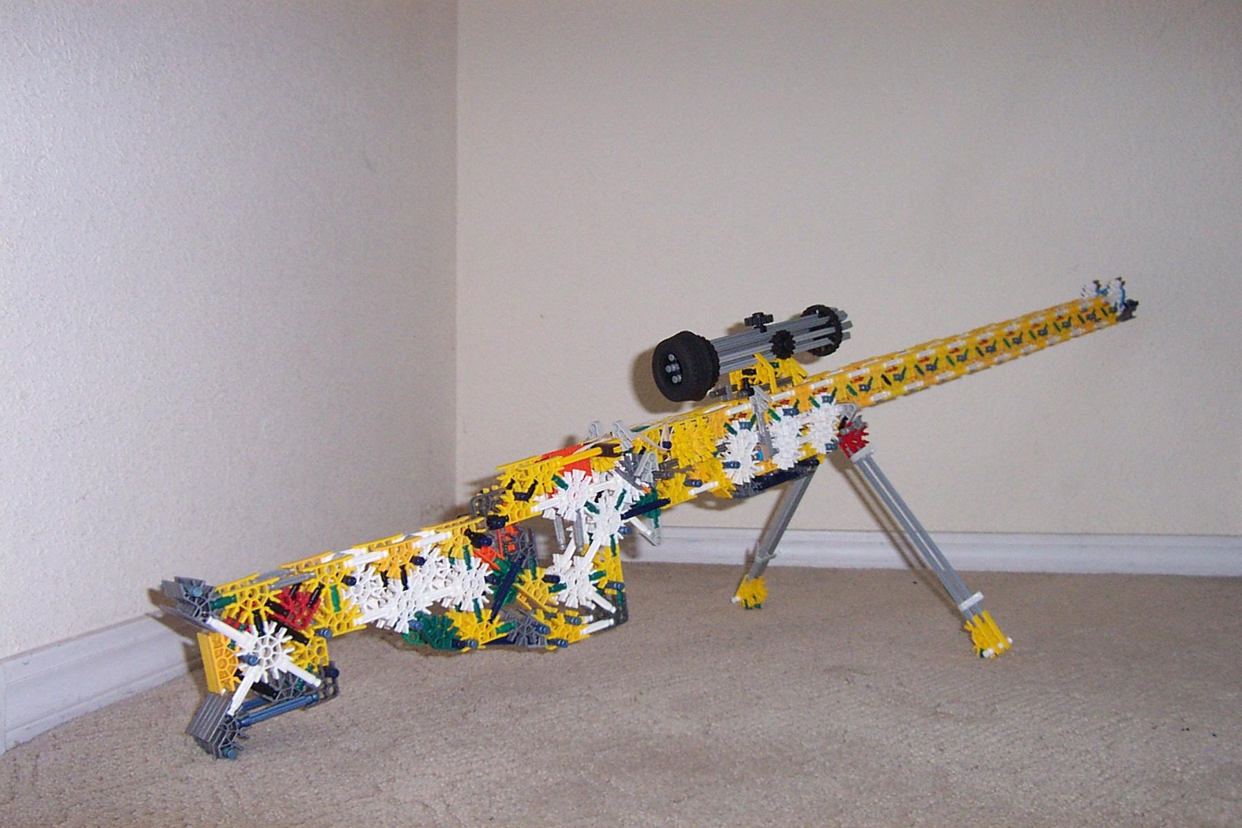 l96a1 sniper rifle