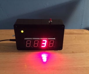 Wireless Lockout Game Show Circuit