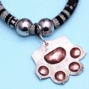 Silver Cat Badge