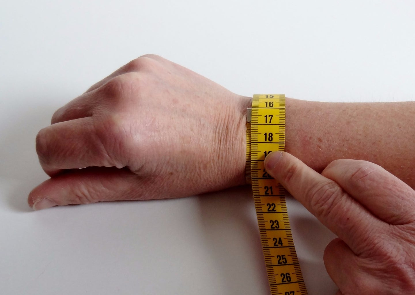 Measure the Size of Your Wrist