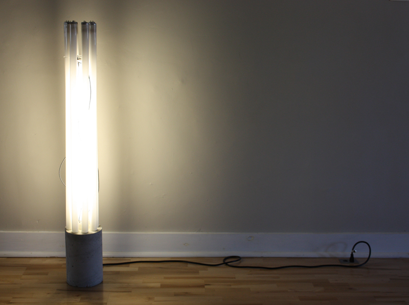 Burnout Lamp