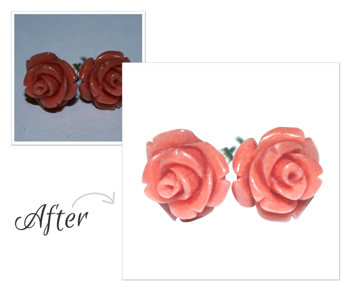 How to Colour Correct and Prepare a Product Photo