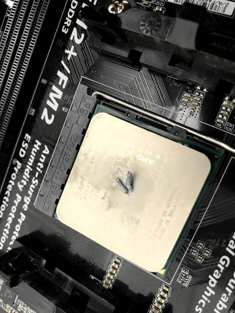 Add a Fan to the Processor