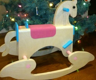 My First Rocking Horse