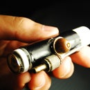 working Steampunk hand cannon