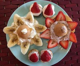 早餐煎饼碗