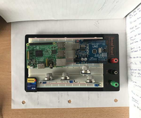 Track Air Quality Using Grafana and Raspberry Pi