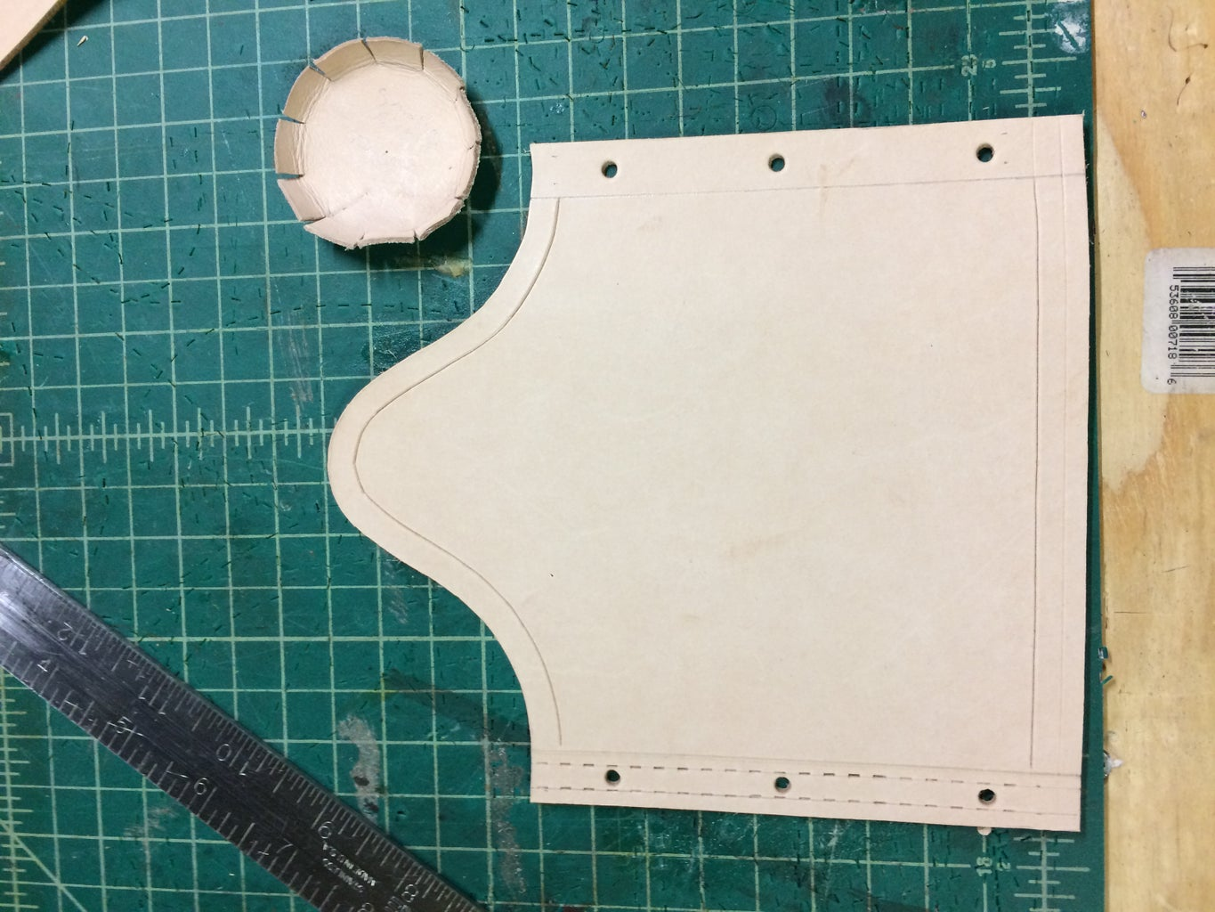 Pouch Design and Patterns