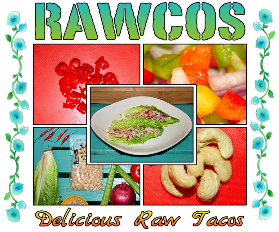 Rawcos: Delicious Raw Tacos