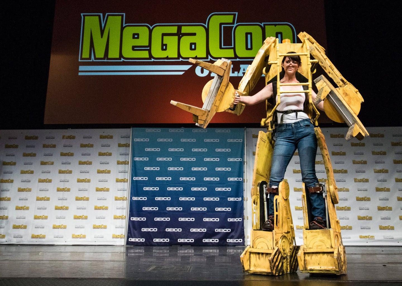 Wearability...Megacon Vs Dragoncon
