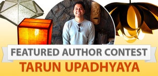 Featured Author Contest: Tarun Upadhyaya