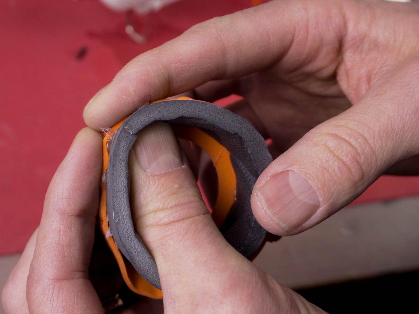 Make the Burner Coil Housing
