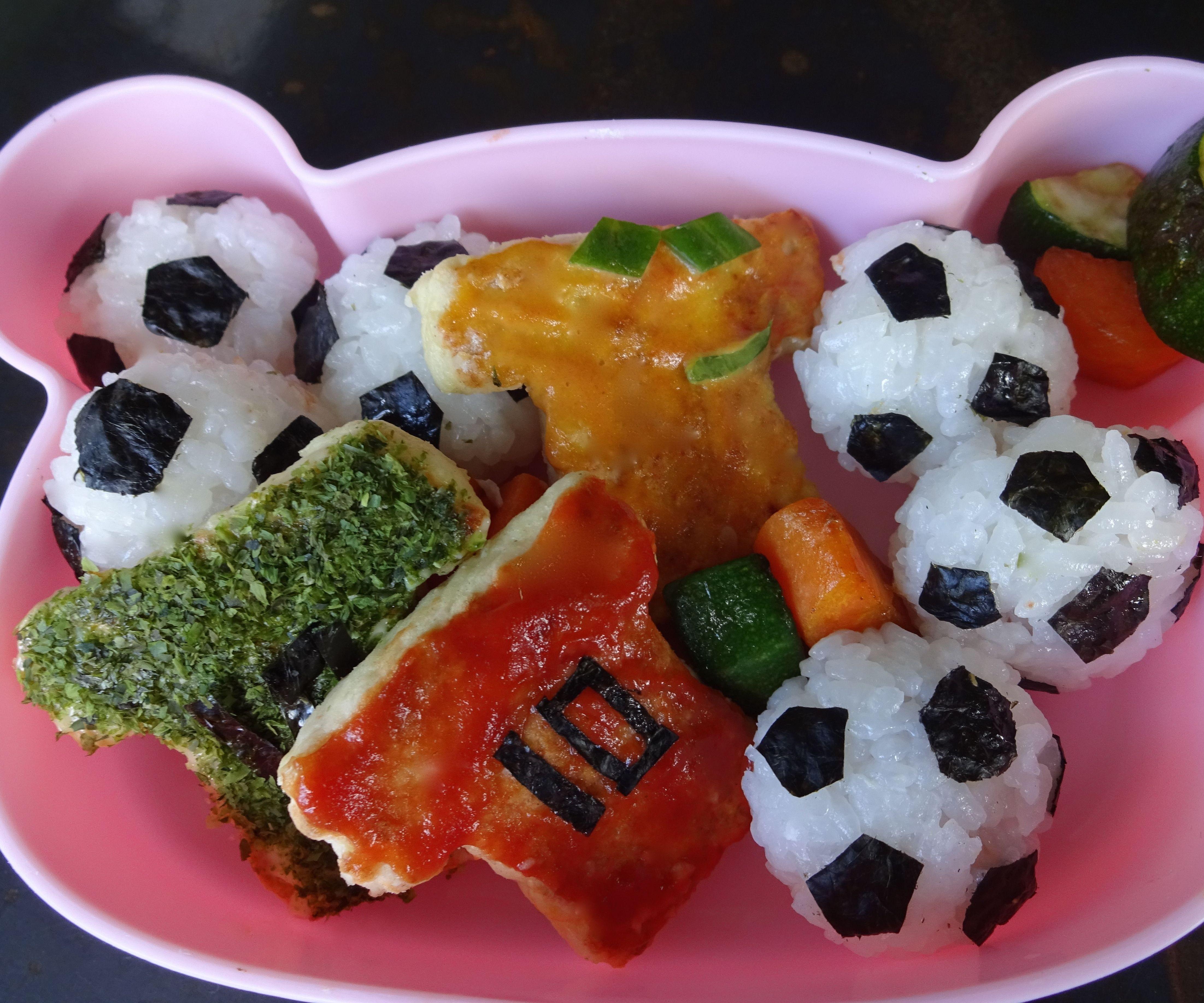 Football Bento