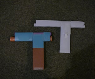 How to Make a Paper Gun AUTOMATIC