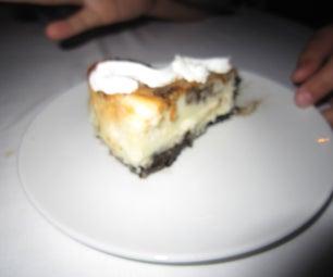 The Best Pumpkin Cheesecake Ever!