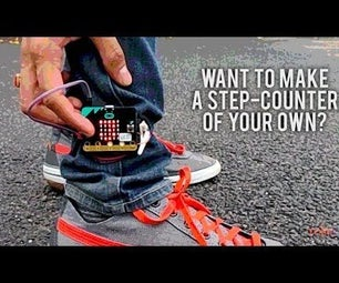Micro:bit Based Step Counter