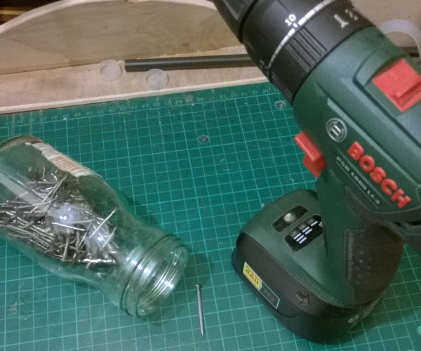 Turn Your Drill Into a Fast Knot Tier