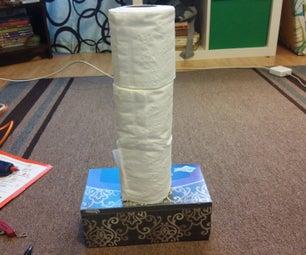 Simple Toilet Paper Holder