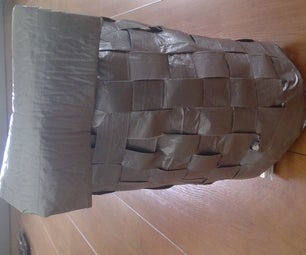 Duct-tape Cooling Bag