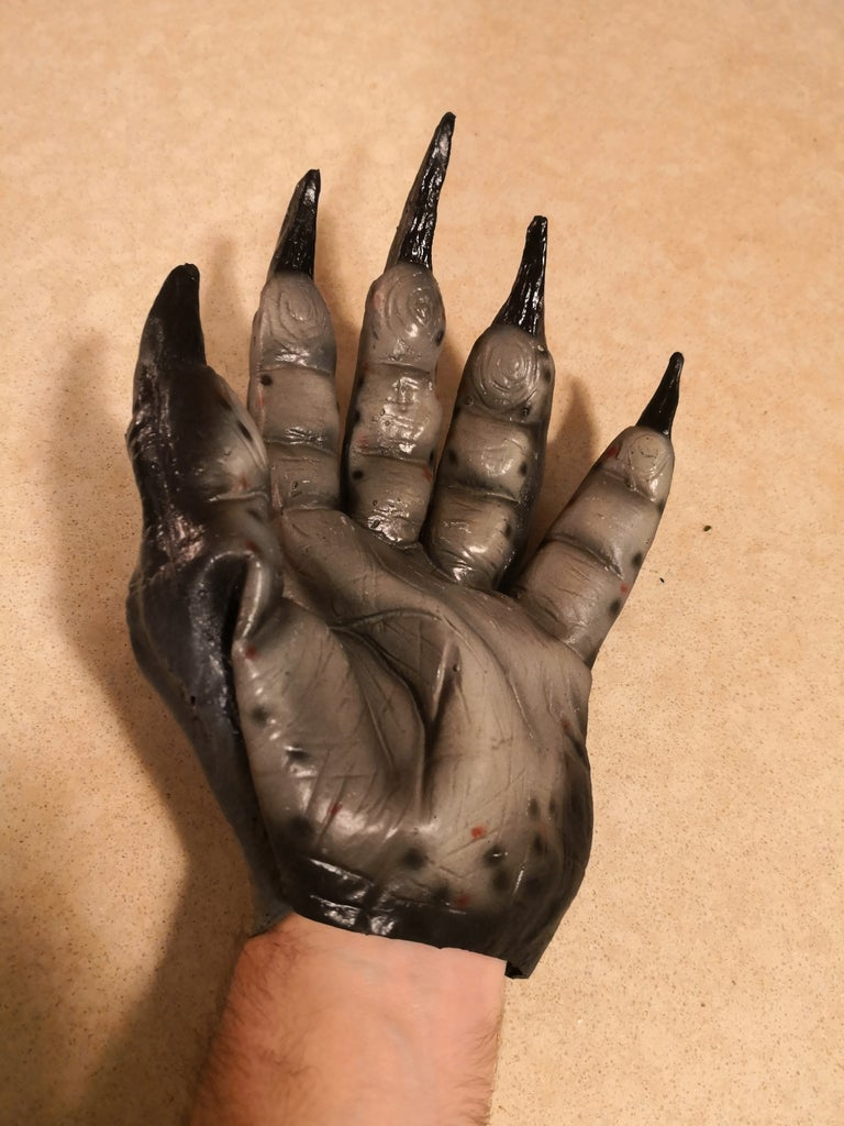 Modifying Gloves for a Better Fit
