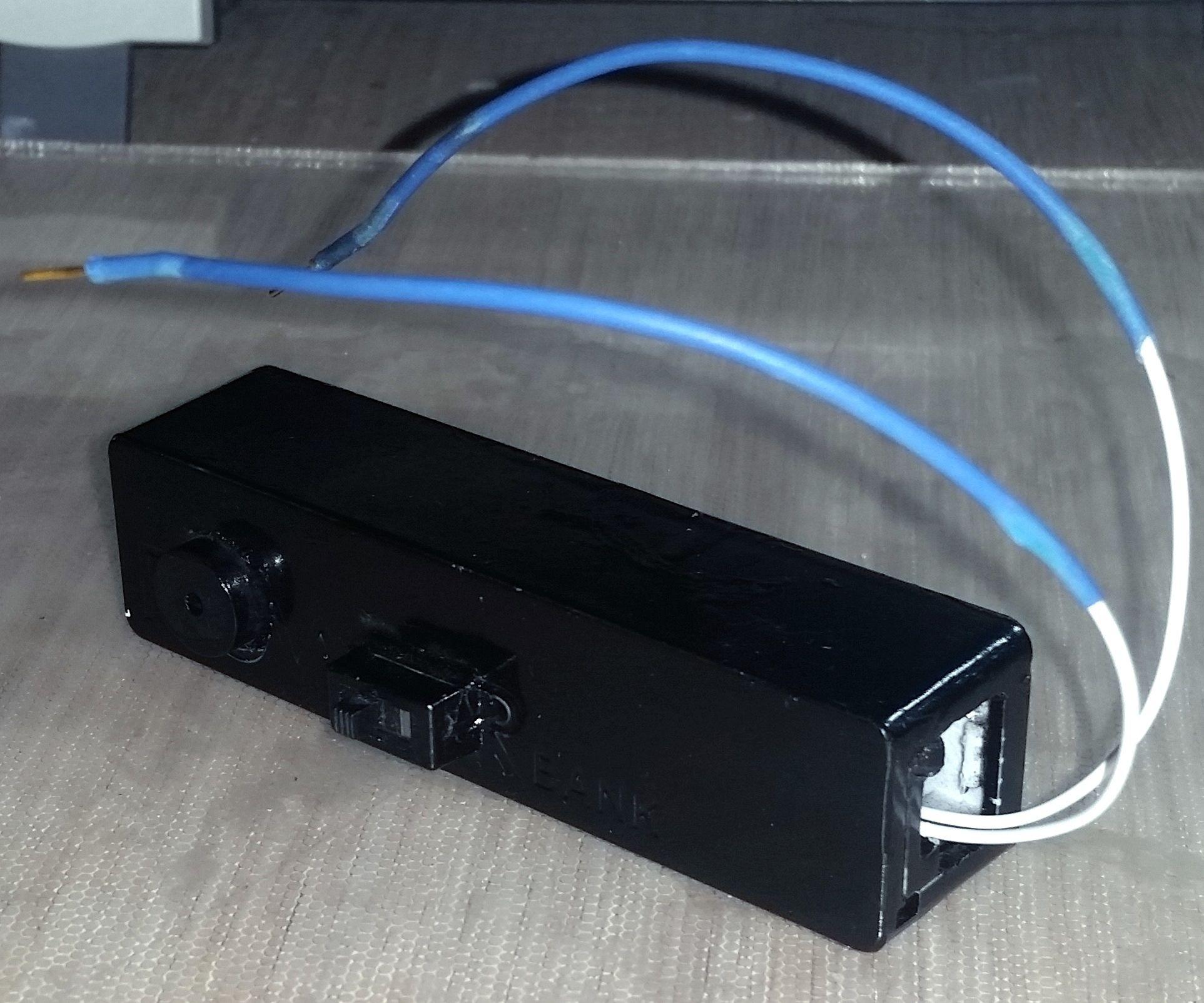 Simple Pocket Continuity Meter