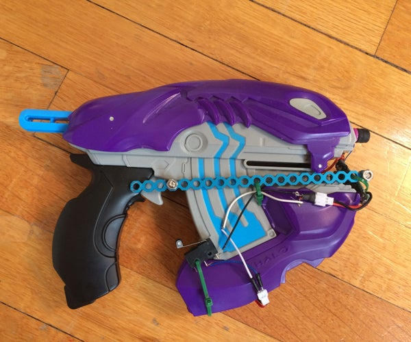Easy Plasma Pistol Prop