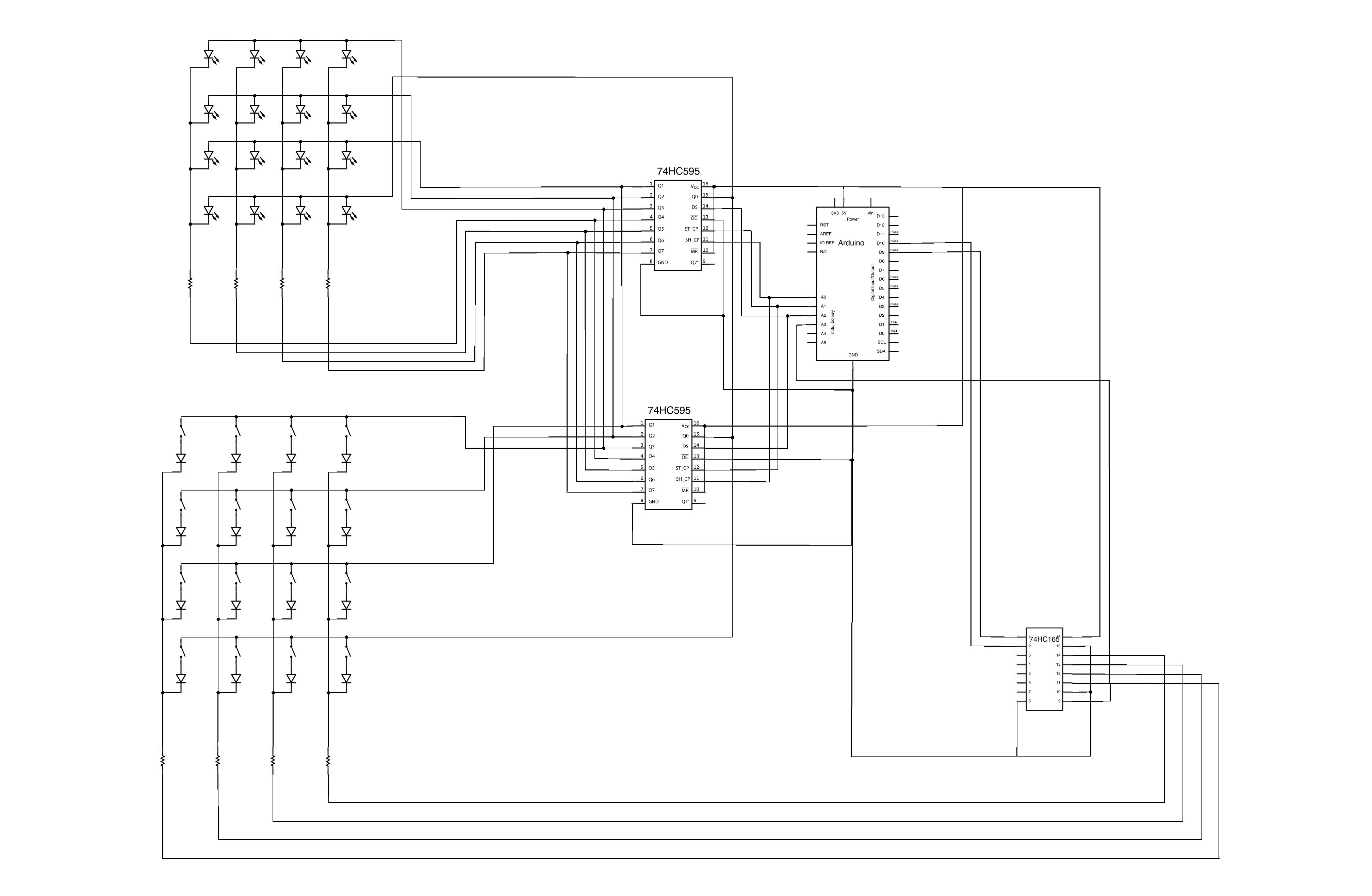 FMN85D5H4AGJH3W 4x4 arduinome schematic possible? monome  at soozxer.org