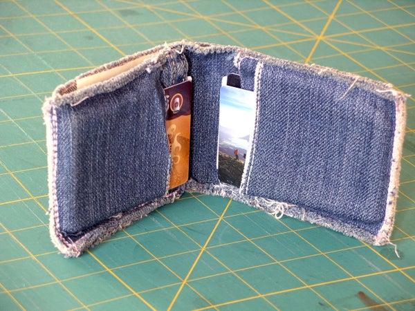 Jeans Cuff Wallet