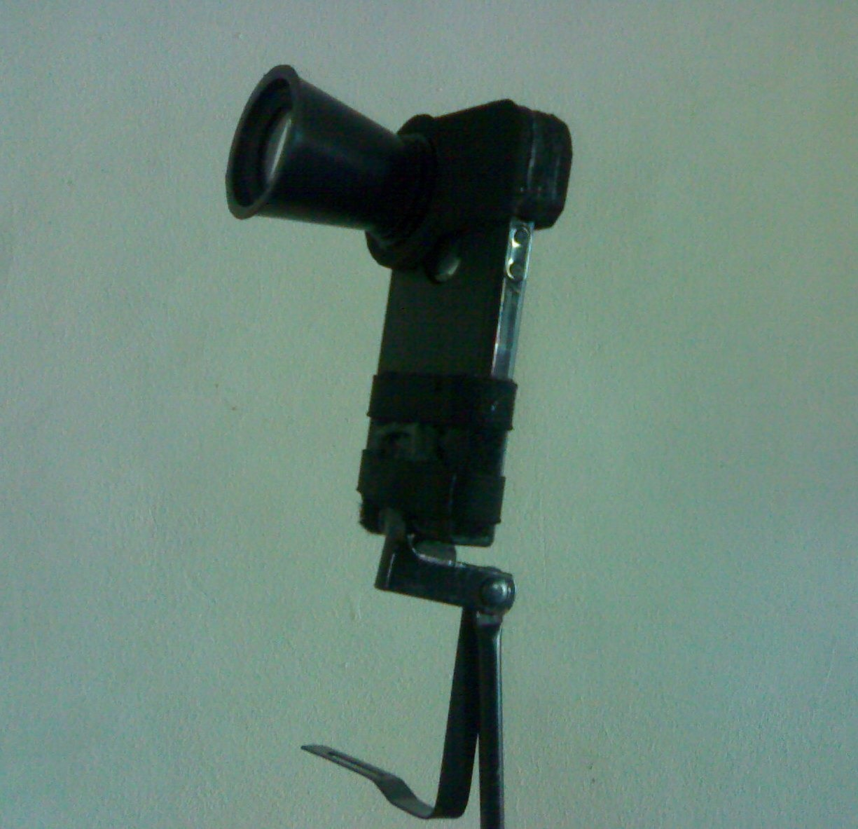 IPhone HomeMade Telephoto Lens