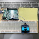 How to Use a 1.3 Inch I2C OLED Display With Arduino