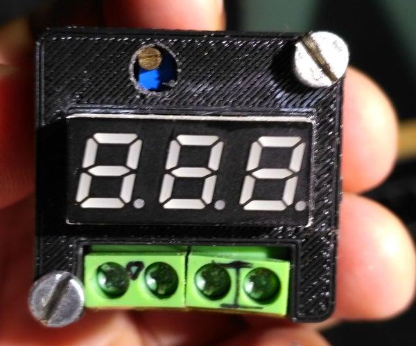 World's Smallest DIY Pocket Power Supply