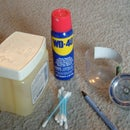 Make your own yoyo lube