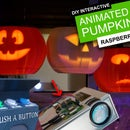 DIY Interactive Animated Pumpkins - 3D Printed | Raspberry Pi