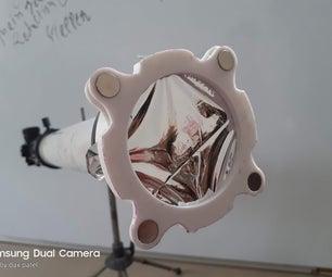 DIY Solar Filter for Telescope