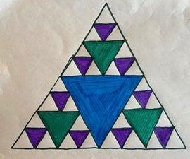分形三角形