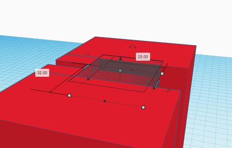 Design Process - Stationary Grip - Top Cutout