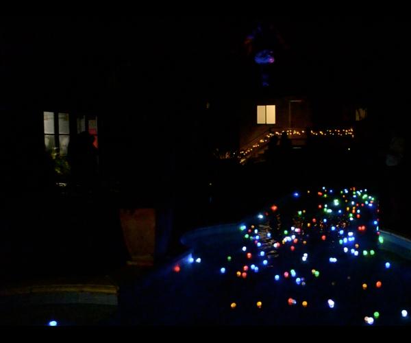 LED Floaties (in Water!)
