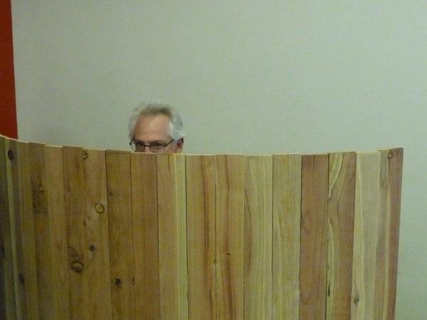 Hot Tub Facade for Photo Booth