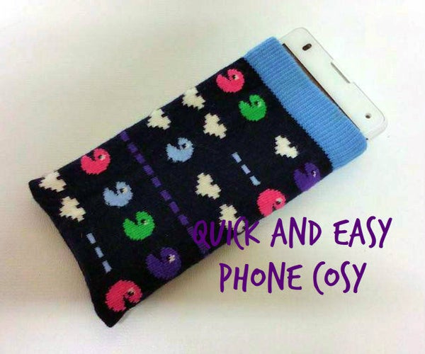 Awesome Sock Phone Case