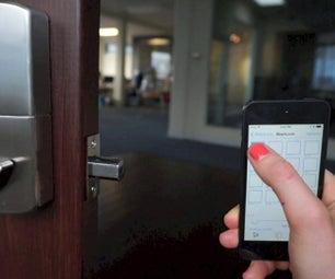 Open Source BLE Door Lock