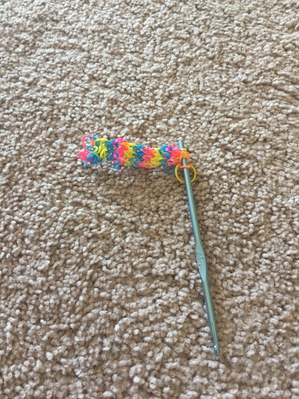 Flag for Your Crochet Hook Loombands