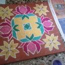 Rangoli An Indian art