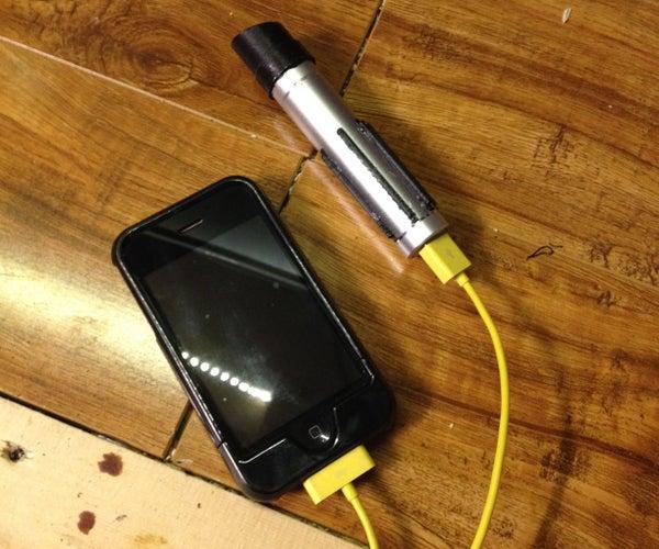 Light Saber USB Charger